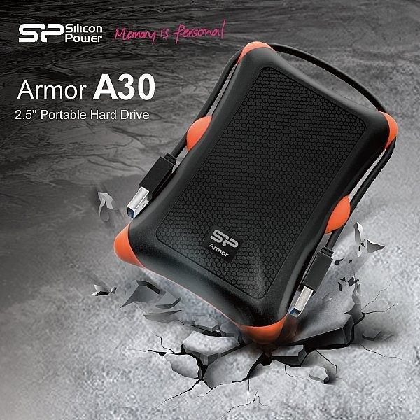 Внешний HDD Silicon Power Armor A30 1Тб