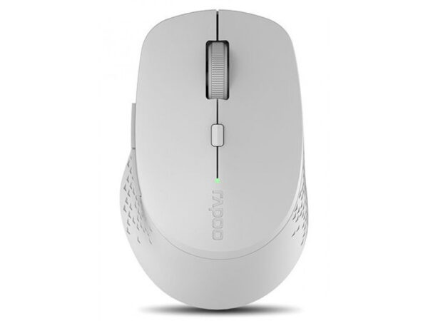 беспроводная мышь rapoo m300 silent 5