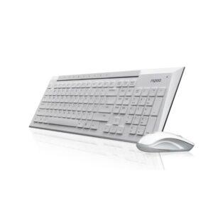 Комплект Клавиатура и Мышь RAPOO 8200M