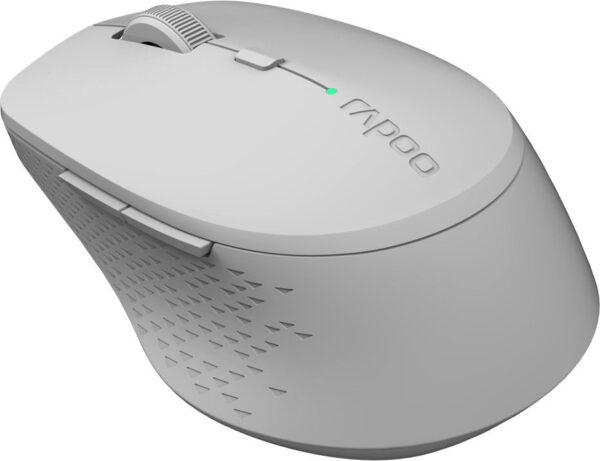 беспроводная мышь rapoo m300 silent 2