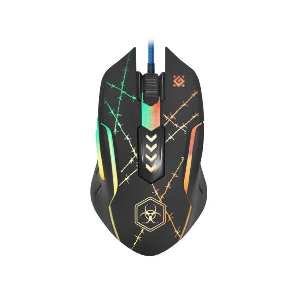 игровая мышь defender forced gm-020l 1