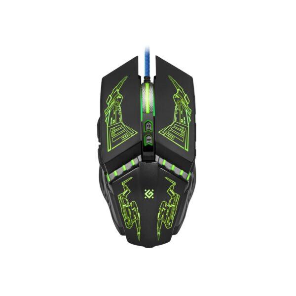 игровая мышь defender halo z gm-430l 2