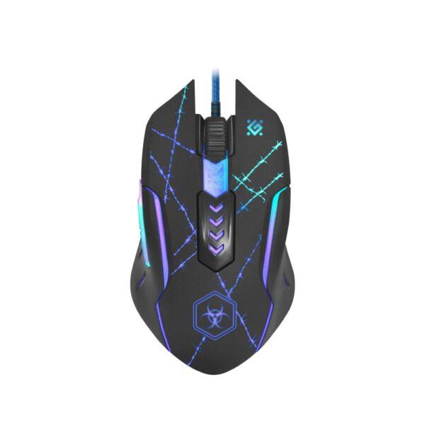 игровая мышь defender forced gm-020l 2
