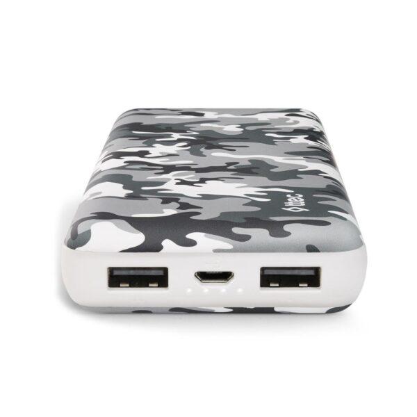 аккумулятор universal recharger 20000 mah b.camuflage 3