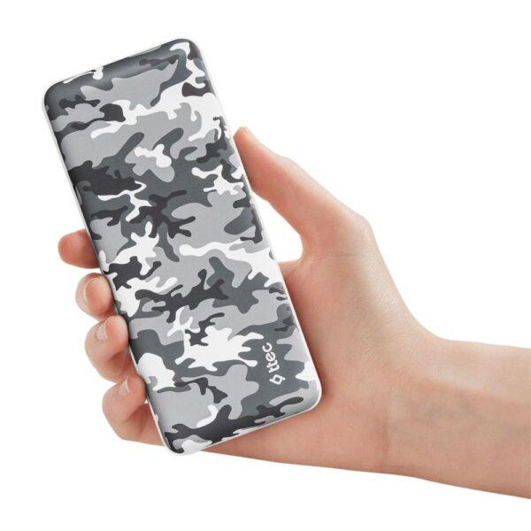 аккумулятор universal recharger 20000 mah b.camuflage 5