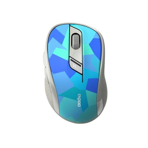 беспроводная мышь rapoo m500 silent 7