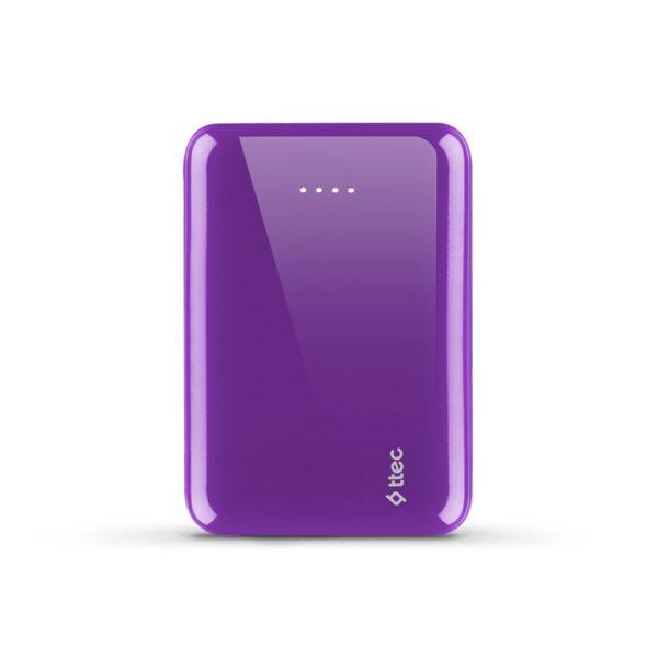 аккумулятор recharger s violet 10000 mah 2