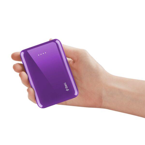 аккумулятор recharger s violet 10000 mah 4