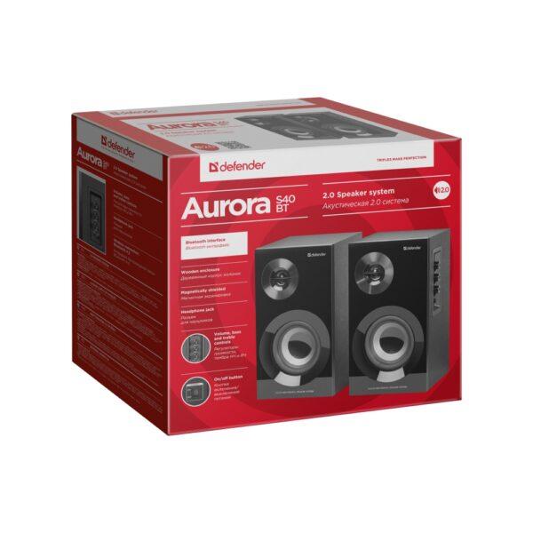 компьютерная акустика defender aurora s40bt 1