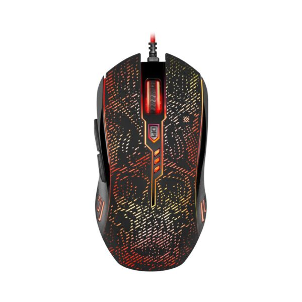 игровая мышь defender overlord gm-890 1