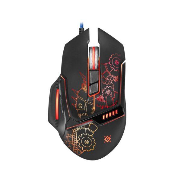 игровая мышь defender kill'em all gm-480l 2