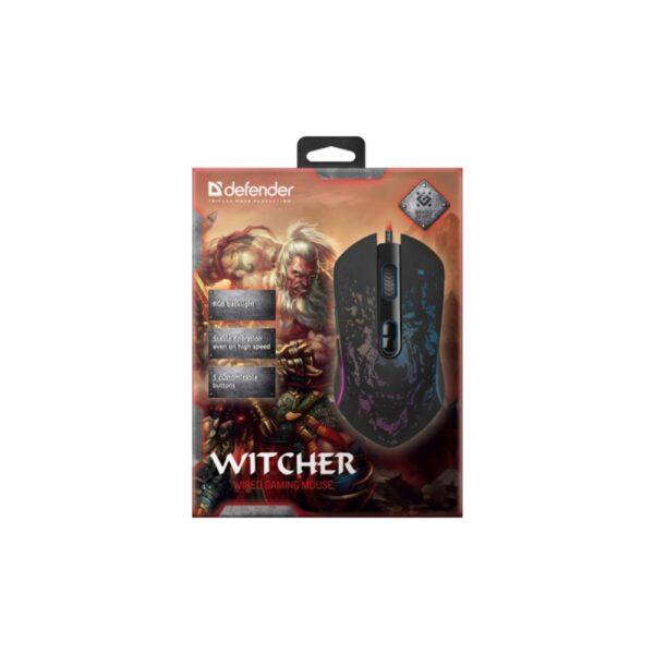 игровая мышь defender witcher gm-990 3