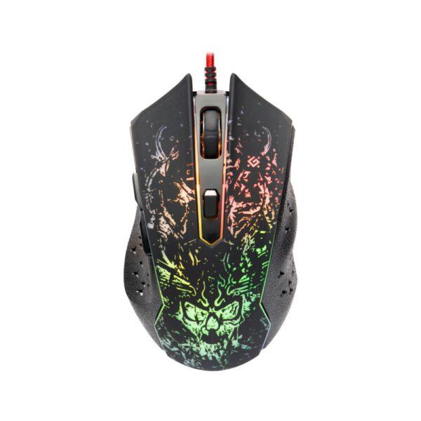 игровая мышь defender demoniac gm-540l 2