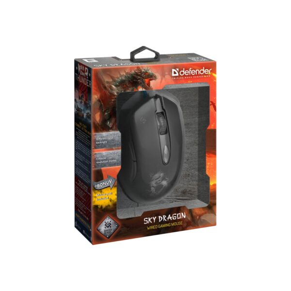 игровая мышь defender sky dragon gm-090l 4