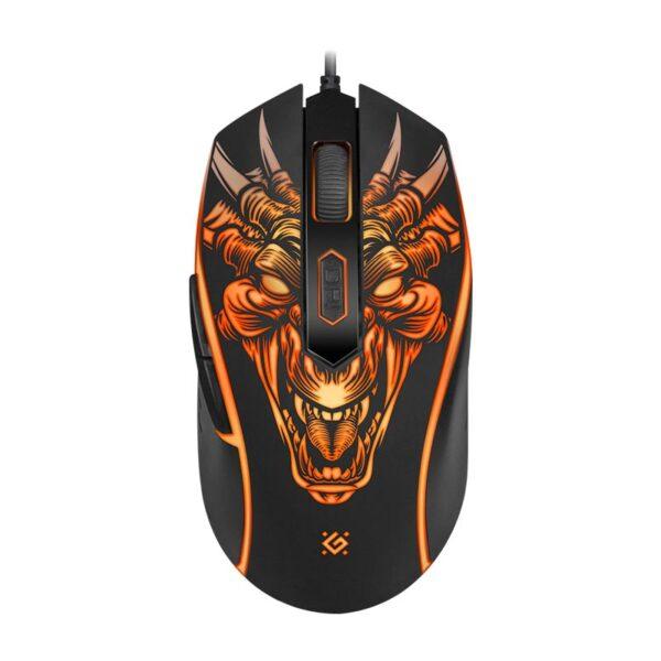 игровая мышь defender monstro gm-510l 3