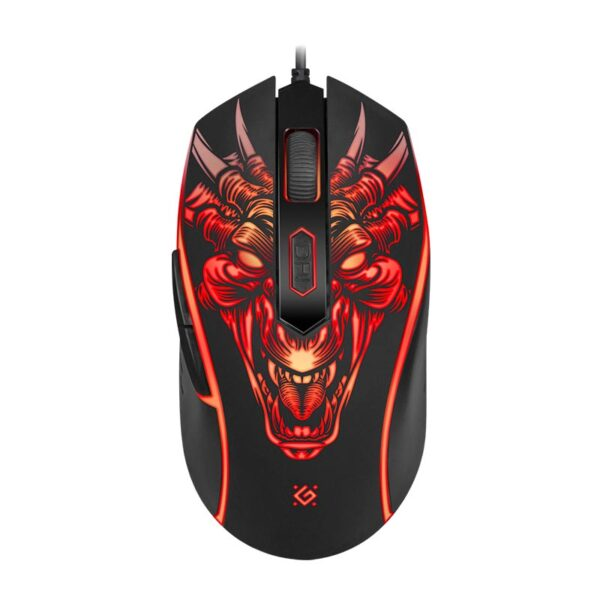 игровая мышь defender monstro gm-510l 1
