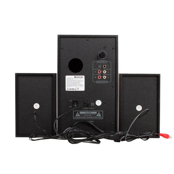 акустическая 2.1 система defender g40 3