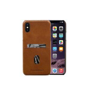 Чехол dbramante1928 Tune CC для iPhone X/Xs - Black