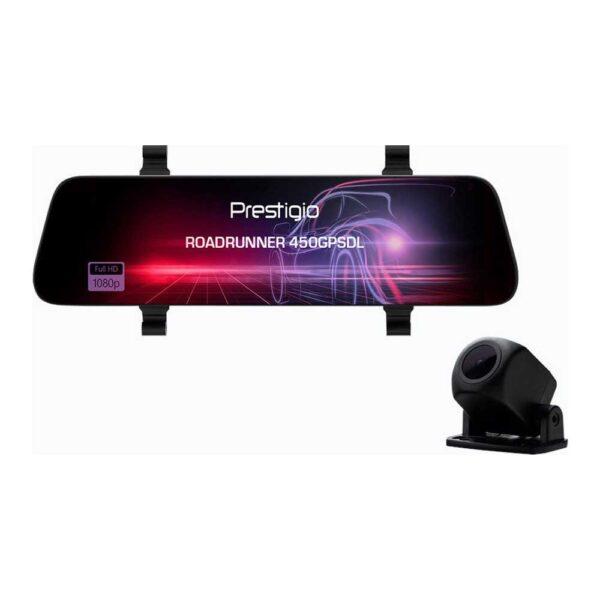 видеорегистратор prestigio roadrunner 450gpsdl 3