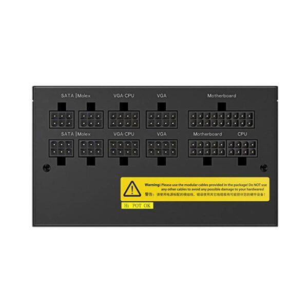 блок питания atx 750w deepcool dq750-m-v2l 2