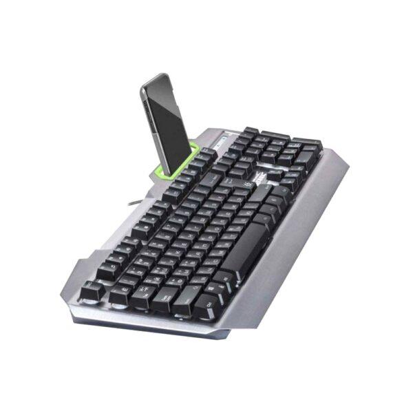 игровая клавиатура defender stainless steel gk-150dl 1