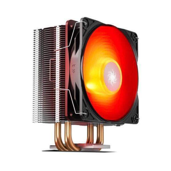 кулер для процессора deepcool gammaxx 400 v2 (b/r) 1