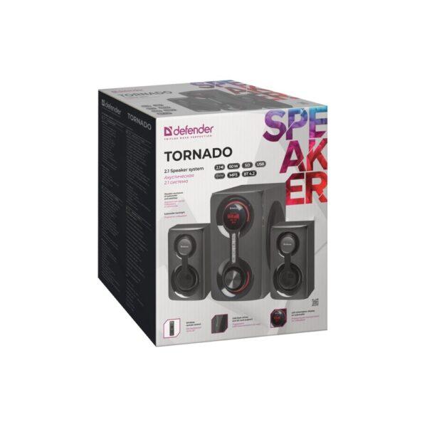 акустическая 2.1 система defender tornado 2