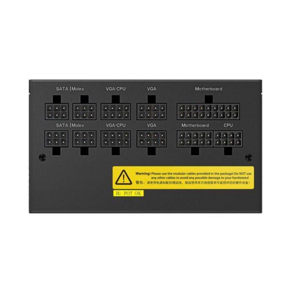блок питания atx 650w deepcool dq650-m-v2l 2