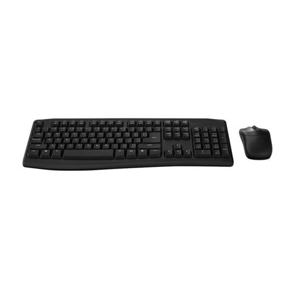 комплект клавиатура и мышь rapoo x1800pro 2