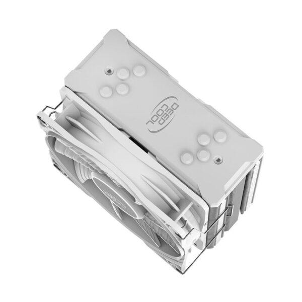 кулер для процессора deepcool gammaxx gte v2 white 2