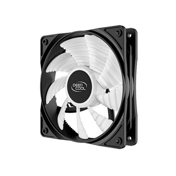 вентилятор для корпуса deepcool rf 120 (rbw) 1
