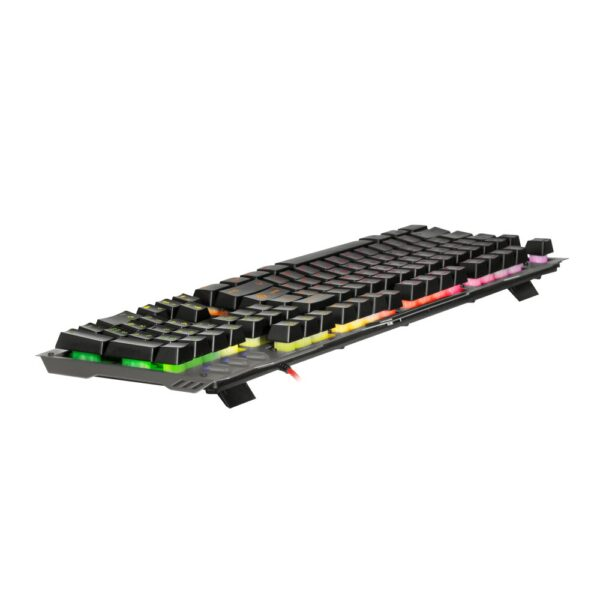 игровая клавиатура defender assault gk-350l 1