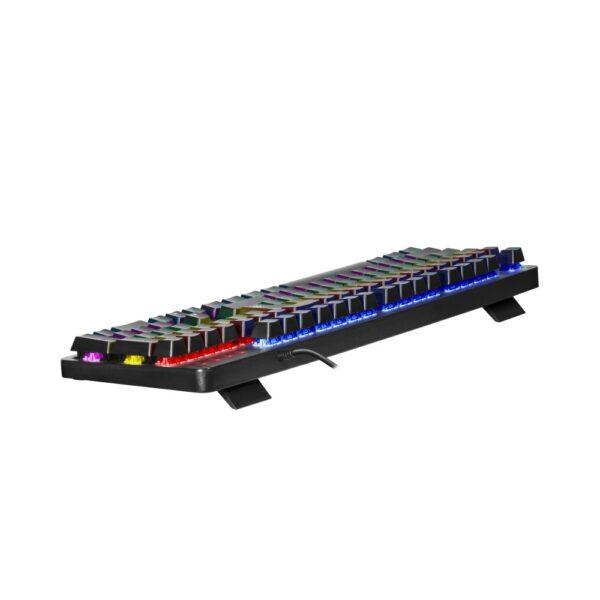 игровая клавиатура defender reborn gk-165dl 1