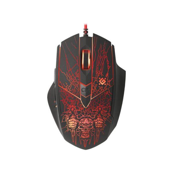 комплект клавиатура и мышь defender anger mkp-019 3