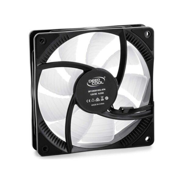 вентилятор для корпуса deepcool cf120 3в1 4