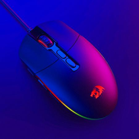 игровая мышь redragon invader m719 4
