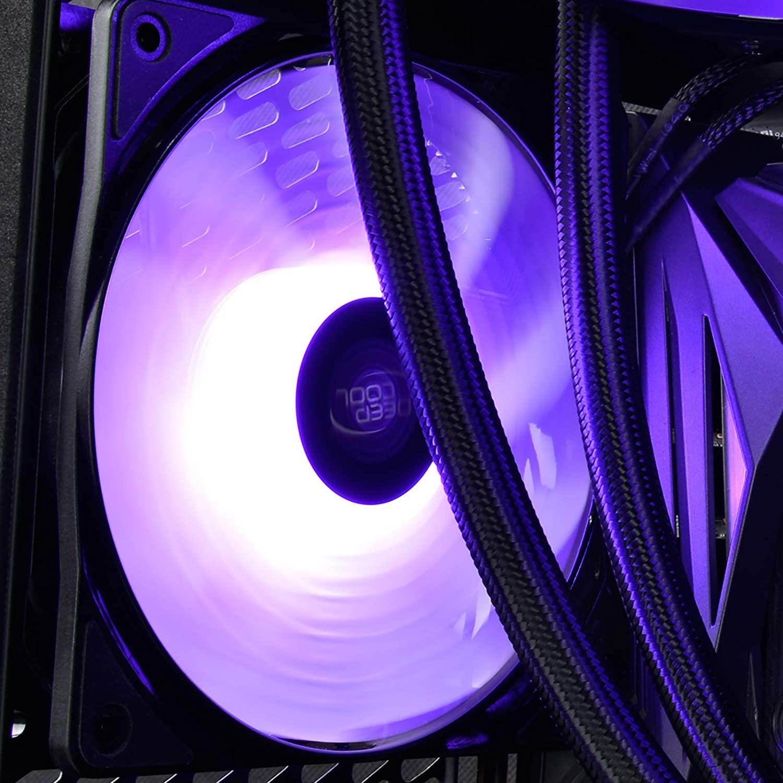 вентилятор для корпуса deepcool rf 120 6