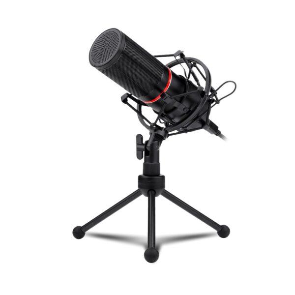 игровой стрим микрофон redragon blazar gm300 1