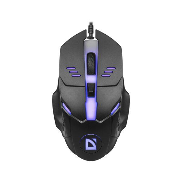 игровая мышь defender ultra matt mb-470 2