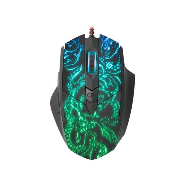 игровая мышь defender titan gm-650l 2