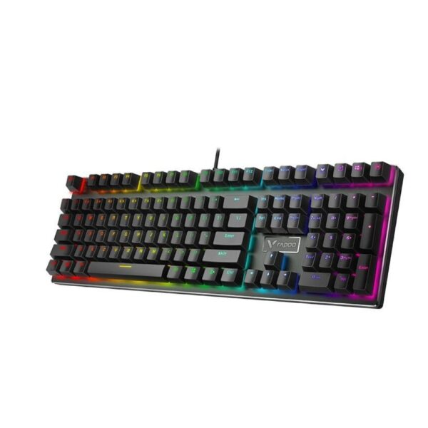игровая клавиатура rapoo v700 2