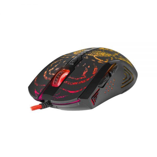 игровая мышь defender invoker gm-947 2