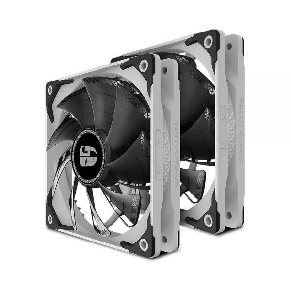 система водяного охлаждения для процессора deepcool castle 240ex wh 6