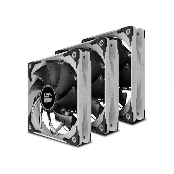 система водяного охлаждения для процессора deepcool castle 360ex wh 5