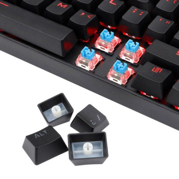 игровая клавиатура redragon kumara 5